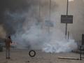 В Каире силовики разгоняют сторонников Мурси слезоточивым газом