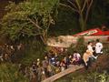 В Таиланде автобус с паломниками рухнул в ущелье, погибли десятки человек