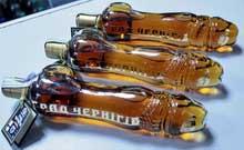Черниговской водке придали форму фаллоса