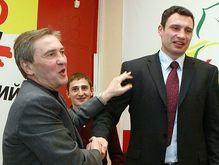 """Виталий Кличко """"гнусно оскорбляет"""" киевского мэра"""