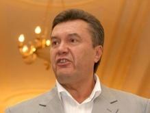 Янукович: Всех приспособленцев начнем исключать в мае