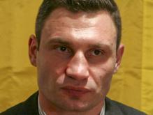 Кличко заблокировал трибуну Киевсовета