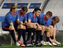 Евро-2008: Россия получит за выход в 1/4 финала семь миллионов евро