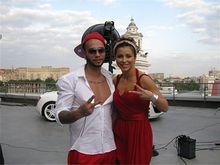 ...самых красивых женщин России, по мнению модного мужского журнала FHM.