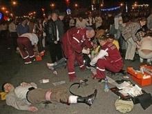 На праздничном концерте в Минске прогремел взрыв.