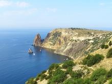 ...посёлок в Крыму 1.36 га с видом на море на мысе Фиолент (Севастополь)