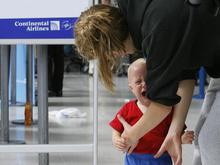 Родители забыли трехлетнего ребенка в дьюти-фри