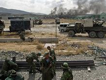 Недалеко от Гори на военной базе взорвался поезд с топливом