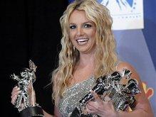 Бритни Спирс получила сразу три награды MTV Video Music Awards