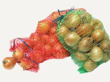 Сетка для овощей с завязками Сетка для овощей с завязками 50х80см...