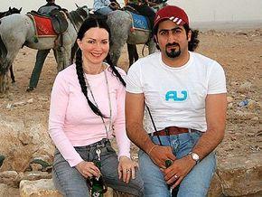 Сына Усамы бин Ладена задержали в каирском аэропорту