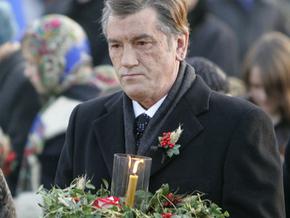 Сегодня в Киеве пройдут мероприятия почтения памяти жертв Голодомора