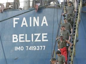 Сегодня вернуться моряки с Фаины
