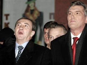 Ющенко не знает, что делать с Черновецким
