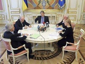 Хозяева страны сядут за стол переговоров