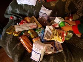 Исследование: среднестатистическая украинская семья 50% домашнего бюджета тратит на еду
