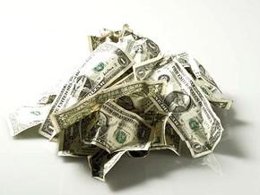 Низкий курс продажи доллара