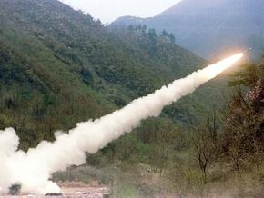 КНДР запустила еще две ракеты