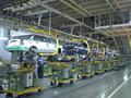 Запорожский автомобилестроительный завод (ЗАЗ) увеличил производство автомобилей