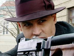 Джонни Депп в роли Джона Диллинджера. Фото: film.ru.