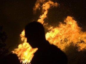 5 разведчиков-спецназовцев заживо сгорели в огне!