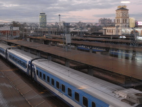 """Поезд """"Киев - Могилев-Подольский"""" меняет расписание"""