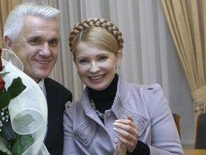 Литвин не хочет убирать Тимошенко