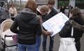 """В Западном Бирюлево прошли акции за """"За безопасный и спокойный район"""""""