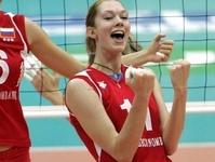 Лидер сборной России Екатерина Гамова