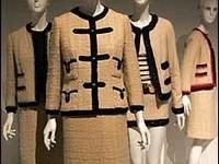 Костюмы от Шанель (фото из музея современного искусства в Нью-Йорке)