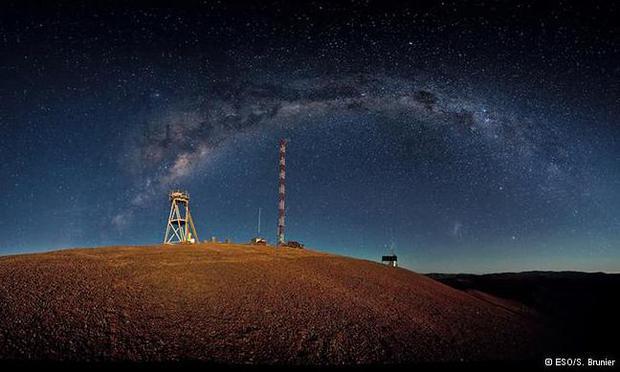 Европейское космическое агентство строит самый дорогой Большой Телескоп