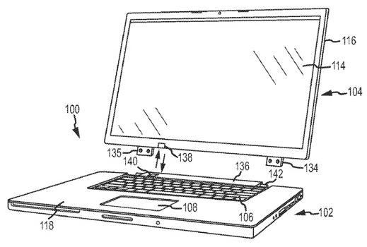 Модель ноутбука-трансформера