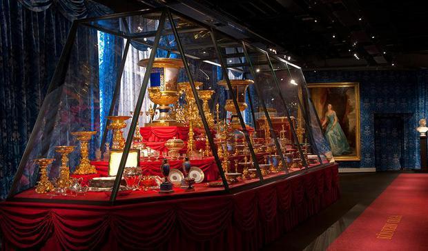Пять бриллиантов в короне: русские цари и вюртембергские королевы