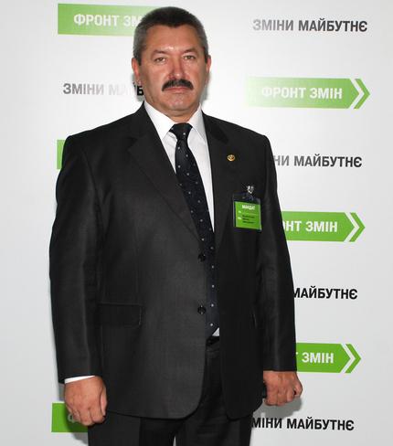 Микола Бережанський