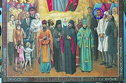 Глава государства отжал Христа у народа