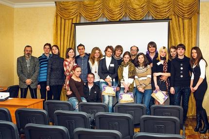 Участники Бенефиса от 28 марта