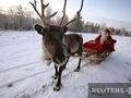 Дед Мороз уже выехал