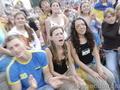 Болельщики в Киеве