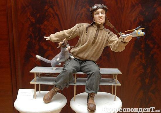 Политиков пустили с молотка: благотворительный аукцион Парад кукол-2009