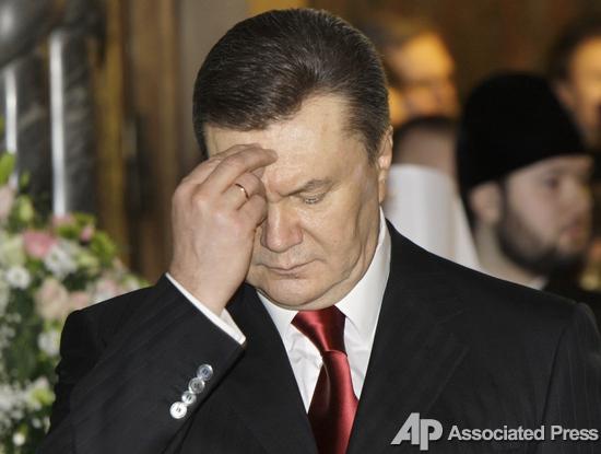 Янукович новый Президент Украины. ФОТО