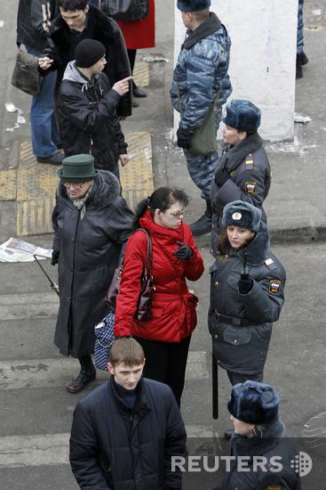 Взрывы в московском метро