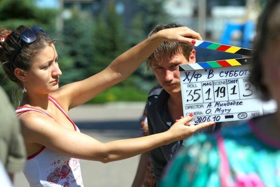 Первые кадры. В Украине снимают фильм о Чернобыле