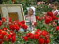 Вальс цветов. День в киевском розарии