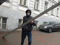 Ломать, не строить. Киевляне отстаивают сквер на метро Театральная