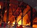 Без паники. Центр столицы окутало дымом из-за пожара на площадке Киевметростроя
