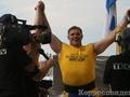 Сила есть. Чемпионат богатырей в Киеве