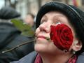 Праздник на всю улицу. День рождения Тимошенко под стенами СИЗО