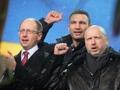 Как политики праздновали День Соборности. Фоторепортаж от пользователей Я-Корреспондента