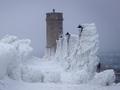 Парк ледовых скульптур. Европа в плену аномальных холодов