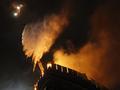 Федерация в огне. Пожар в одной из башен Москва-сити